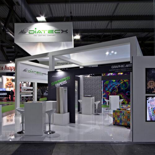 stand espositivo Diatecx
